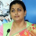 Chandrababu mind is not working says Roja