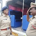 Chiranjeevi responds to father daughter salute incident in AP Police Duty Meet