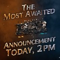 Biggest announcement 2 PM Today