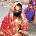 Bride Walks 60 kilo meters for Marriage
