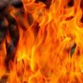 Huge fire accident in Huzurabad