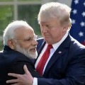 Trump Says America Loves India