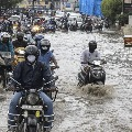 deep depression on Hyderabad heavy rains expected