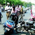 Heavy Fines in Traffic Violations in Andhra Pradesh