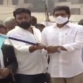 jagan launches door delivery vehicles