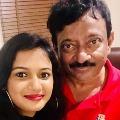 Ariana meets Ram Gopal Varma in Goa