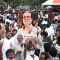 Rajinikanth Makkal Mandram leaders joined in DMK
