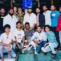 Allu Arjun surprises his employ by giving him a beautiful bachelor party