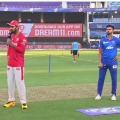 Kings eleven punjab won the toss against Delhi Capitals