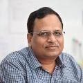 Delhi health minister Satyender Jain tested corona negative
