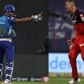 IPL Organizers reprimanded Hardik Pandya and Chris Morris