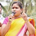 Vangalapudi Anita take a jibe at Vasireddy Padma