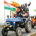 Pak Conspirasy in Farmers Tractor Rally