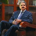 Anand Mahindra advocates for Lungi compare to western wear