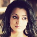 Trisha learned horse riding for a film
