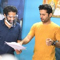 Nithin starts shoot for Rangde