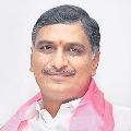 Harish Rao tests with Corona negetive