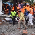 Fifteen died in Uttarpradesh cremation ground