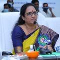 AP Women Commission Chair Person Vasireddy Padma responds to Vijayawada incident