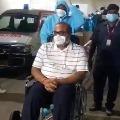 Police shifts corona infected Atchannaidu to NRI Hospital