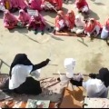 In Pakistan girls and women gets training how to behead