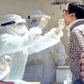 Corona virus spreading continue in Andhra pradesh in a rapid way