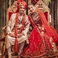 Cricketer Yazuvendra Chahal ties the knot with Dhanasree Verma