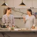 Samantha impresses Upasana with tasty recipe