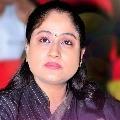 Vijayasanthi reacts to CM KCR latest statements