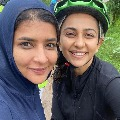30 km cycle ride from Suchitra X road towards topran road