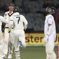 Australia Loss 6 Wickets in Short Time