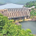 Crust Gates of Srisailam and Sagar Closed