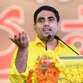 Nara Lokesh fires on CM Jagan over union budget