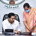 CM Jagan inaugurates Abhayam app for safe secure travel