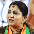 Actress Kushboo Latest Comments