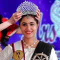 Hamsa Priya Wins Mrs Telangana Competition