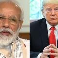 Trump Claims PM Modis Praise In Covid Fight