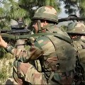 Security forces killed four terrorists in Shopian district