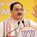 Durga Matha Grace helped me says JP Nadda