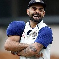 Team India skipper Virat Kohli comments on the match against Aussies