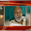 Old man who was in the ambulance got cured as traffic police Babji gesture won the hearts