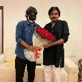 Harish Shankar met Pawan Kalyan