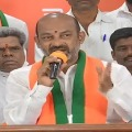 Bandi Sanjay wishes CM KCR well being