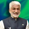 Vijayasai Reddy comments on Nimmagadda issue