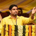 Nara Lokesh furious on YCP leaders