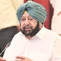 I Wont Call ML Khattar says Amarinder singh over farmers protest