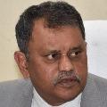 AP SEC Nimmagadda Ramesh meets Governor