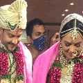 Aditya Narayan Marriages Actress Swetha