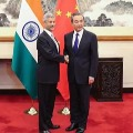India and China External Affairs Ministers Meeting