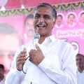 Minister Harish Rao campaigns in Dubbaka constituency